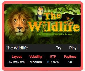 Wild Sevens 3 Line peliautomaatti